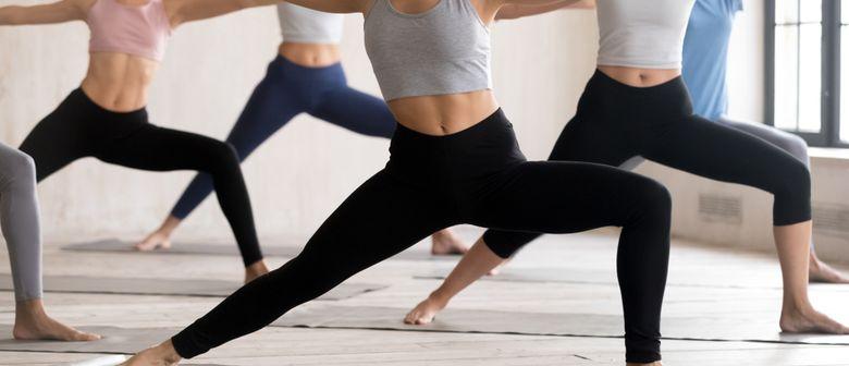 Sanftes, meditatives Yoga am Sonntag mit Christoph
