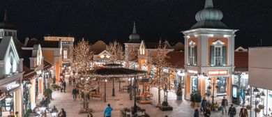 Christmas Late Night Shopping Designer Outlet Parndorf