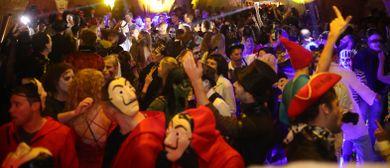 Halloween-Clubbing am 31.10. in der Stiegl-Brauwelt