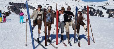 Damülser Nostalgie Skirennen