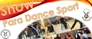 Tanzshow Rollstuhltanzsport