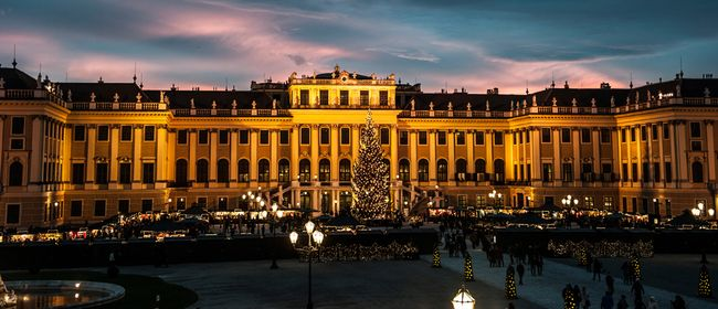 26. Kultur- und Weihnachtsmarkt Schloß Schönbrunn
