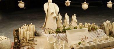 Advent Ausstellung Erdzeit Kreatives aus Ton