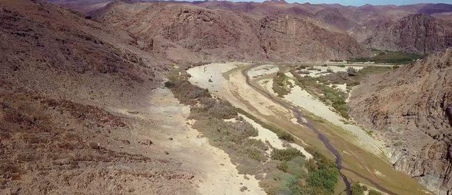 """Namibia  Multimediavortrag """"Auf neuen Spuren im  Nordwesten"""""""