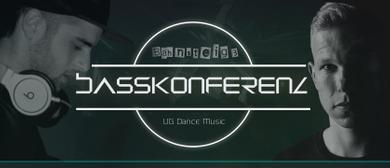 Basskonferenz mit Mischkonsum und Matjosh /// Techno & House