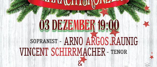Weihnachtskonzert: Arno Argos Raunig &Weihnachtskinderchor