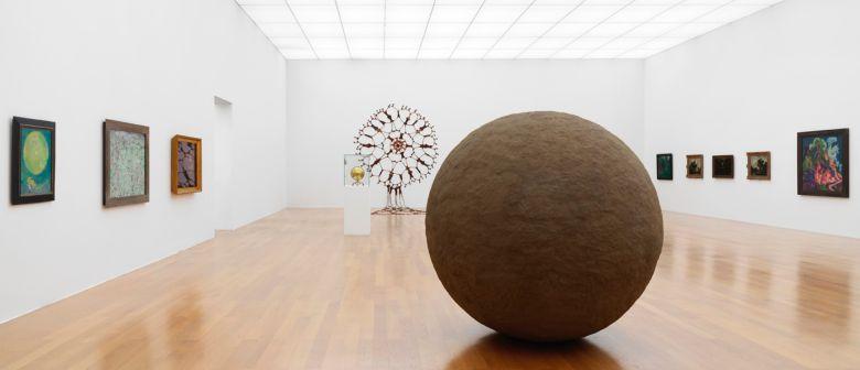 Kunstauskunft   Von der Zukunft der Vergangenheit