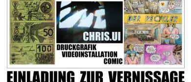 Chris.Ui: #Widerstand – eine Kunstform