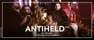 ANTIHELD // »Goldener Schuss Tour« // Götzis