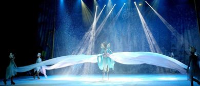 Schneekönigin on Ice