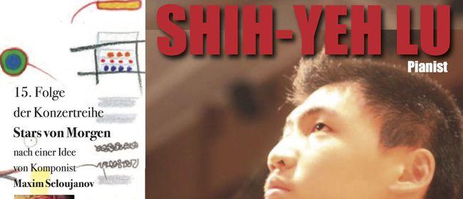 Temperamentgewalt SHIH-YEH LU spielt Klaviersonaten