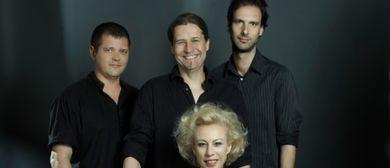 Michaela Rabitsch & Robert Pawlik Quartet