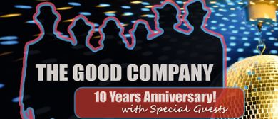 10 Years THE GOOD COMPANY- Live