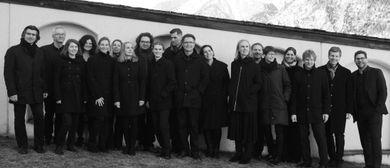 Vokalensemble Stimmen - Hugo Distler: Weihnachtsgeschichte