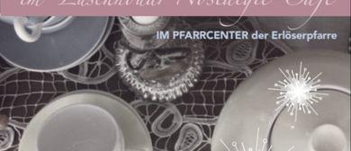 Markt der schönen Dinge im Luschnouar Nostalgie-Café