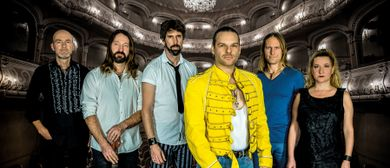 The Queen Kings (Queen Tribute Band)