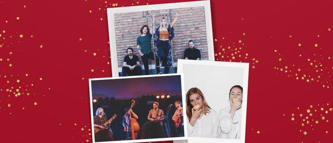 Weihnachtskonzert mit Junipa Gold • Stereo Ida • DuoLia.