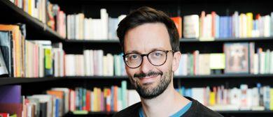 Bevor wir verschwinden , Lesung mit David Fuchs