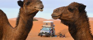 VORTRAG: MAROKKO - Ein Roadtrip durch die Wüste