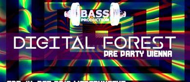 Digital Forest Festival Pre Party Vienna