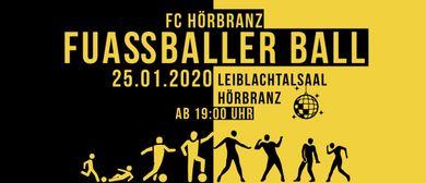 Fuaßballer Ball 2020