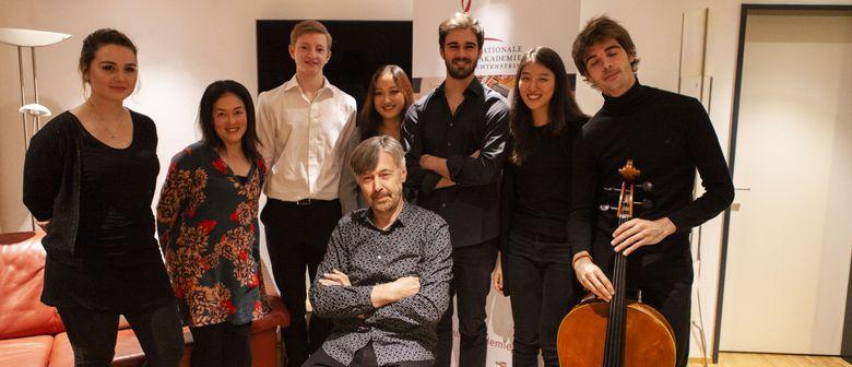 Konzert in Residence -  Klasse von Prof. Ivan Monighetti