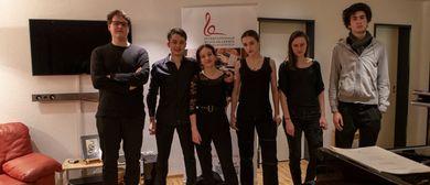 Virtuoso Konzert - Klasse von Marc Bouchkov & Filippo Gorini