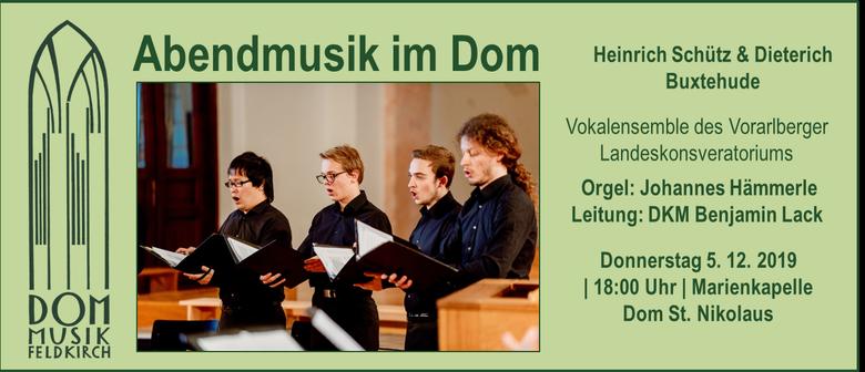 Abendmusik im Advent | Dom St. Nikolaus