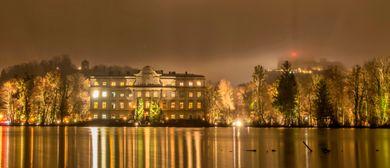 Silvester Galadinner im Hotel Schloss Leopoldskron