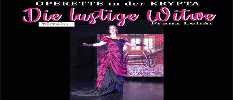 Die lustige Witwe, Franz Lehár