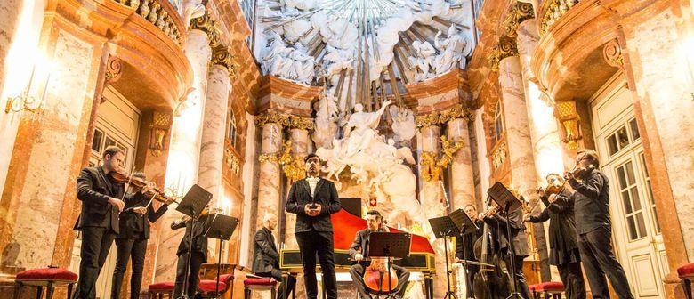 Vivaldis 4 Jahreszeiten in der Karlskirche Wien 2019