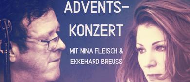 Adventskonzert mit Nina Fleisch & Ekkehard Breuss