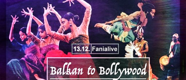 """Balkan to Bollywood - """"Vienna Tapes Release Party"""""""