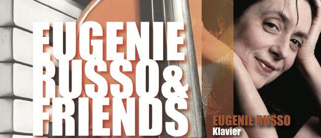 EUGENIE RUSSO & FRIENDS –  Zweimal Klavier, einmal Violine