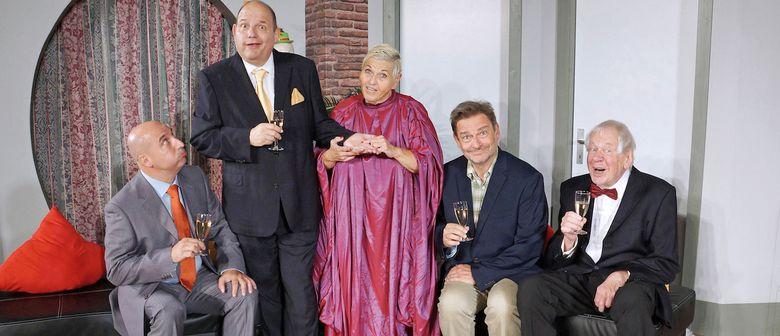 Gloria Theater verwandelt sich in »Pension Schöller«