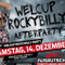 Welcup Rockybilly Afterparty