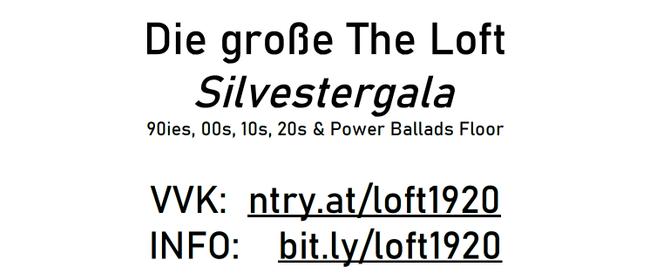 Die große Loft Silvestergala (5 Floors!)