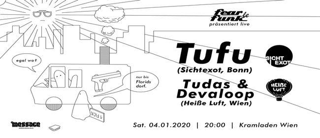 FEAR LE FUNK - TUFU X TUDAS & DEVALOOP
