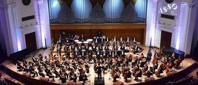 Armenian State Symphony Orchestra und Maxim Vengerov