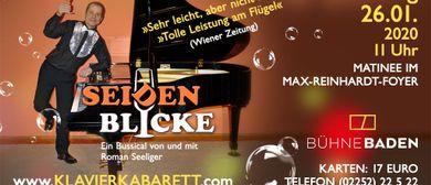 Klavierkabarett SEIDENBLICKE/ein Bussical von Roman Seeliger