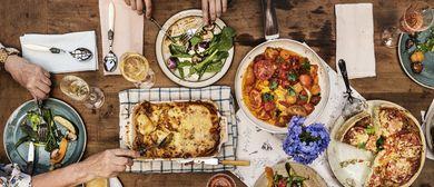 """Einzigartiges Big Dinner Table Menü """"Vienna Night"""" genießen"""