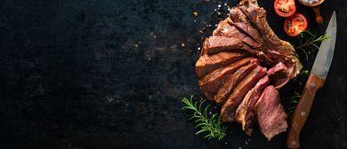 Exklusives 1300g Tomahawk Steak im Flatschers genießen
