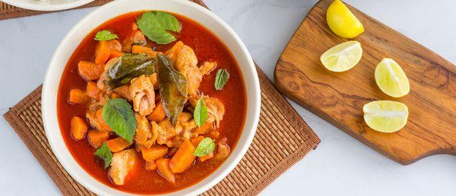 Exotisch-asiatisches 3 Gänge Dinner mit Tom Yam im Momoya