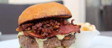 Genießen Sie einen 3 Gänge Brunch mit Dry Aged Burger