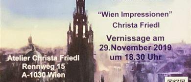 Ausstellung - Wien Impressionen