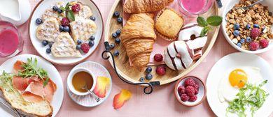 """Festliches Langschläferfrühstück im """"Die Küche Wien"""""""