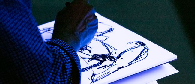 Zeichnen mit ... Likas Freunden