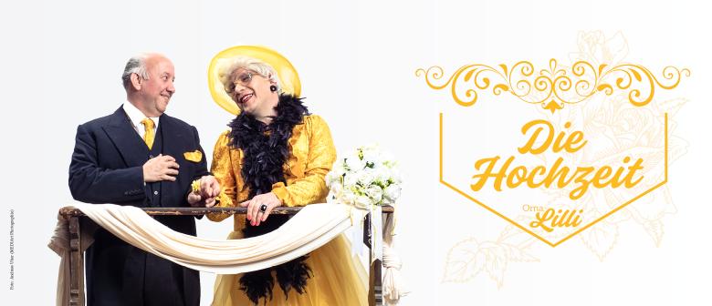 Oma Lilli: Die Hochzeit // Kabarett // Schnifis