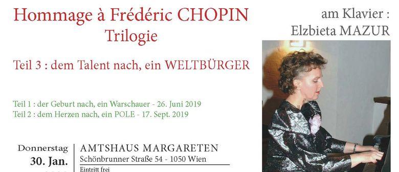 Hommage à Chopin - 3