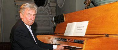 "Konzert ""Bachs Wege XIII"" mit Prof. Bruno Oberhammer"